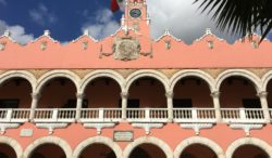 Town Hall, Merida, Mexico