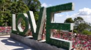 Love Sculpture on Penang Hill