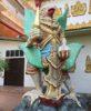 Garuda statue, Dhammikarama Temple