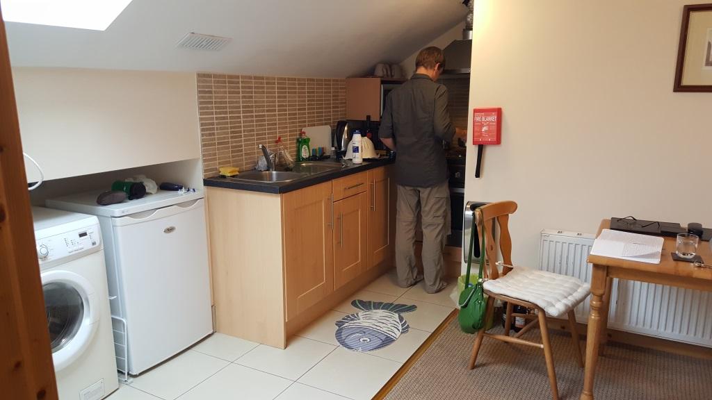 Small Kitchen, Dublin, Ireland