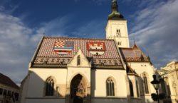 St. Mark's, Zagreb, Croatia