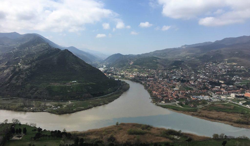 Hiking Jvari Monastery