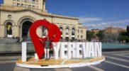 I Heart Yerevan Sign