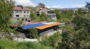 Armenian Flag Roof