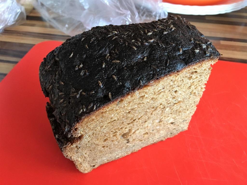 Hemp Bread, Vilnius, Lithuania