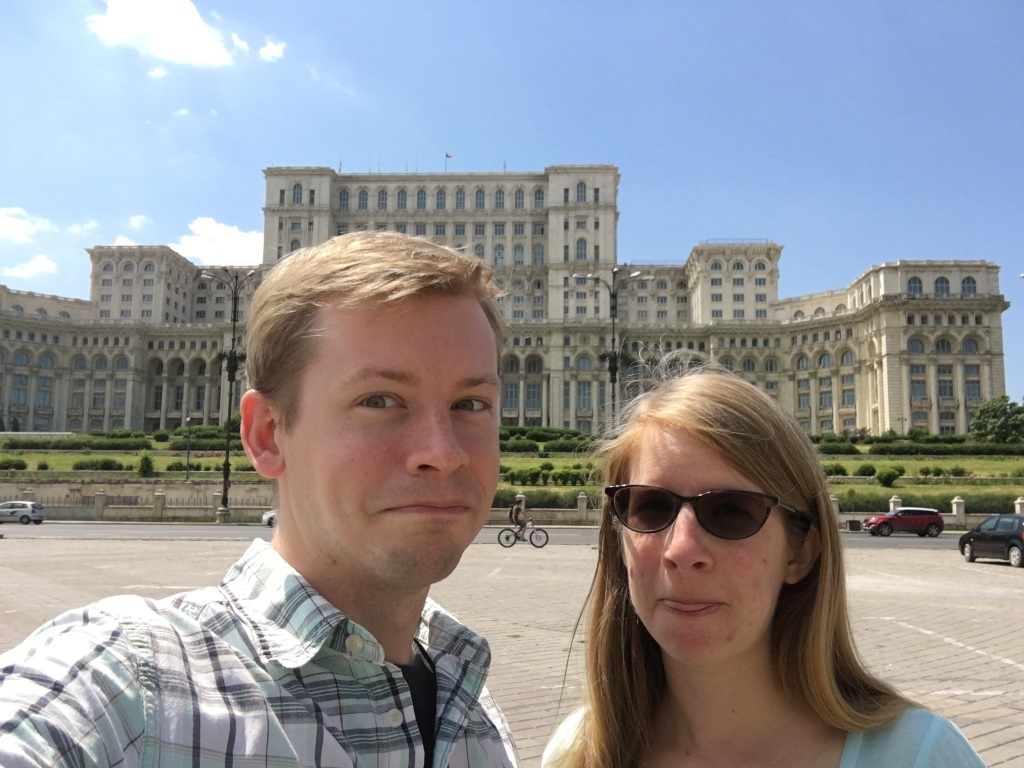 It's Real Big, Bucharest, Romania