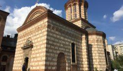 Church of St. Anthony, Bucharest, Romania