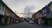 On the Road to Kek Lok Si