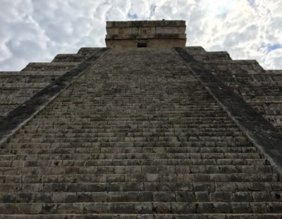 Chichen Itza and Uxmal