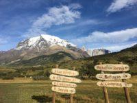 Monte Almirante Nieto, Torres del Paine National Park, Patagonia, Chile
