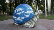 Cloudy Snail