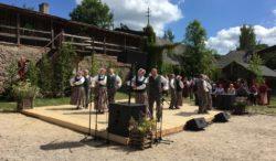 Traditional Dance, Sabile, Latvia