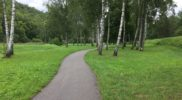 Trail between Sigulda and Turaida