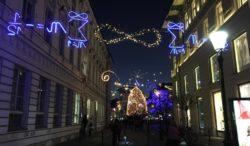 Christmas Math, Ljubljana, Slovenia