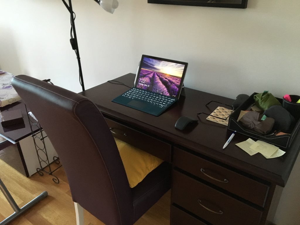 Surface Workspace