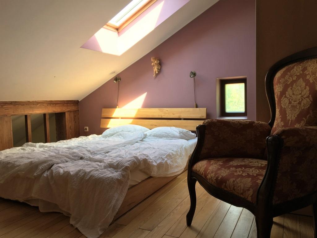 Loft Bedroom, Vilnius, Lithuania