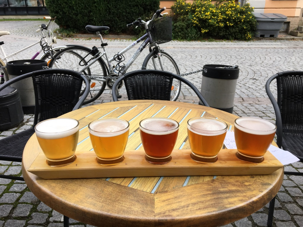 Beer at Eskilstuna Olkultur, Eskilstuna, Sweden