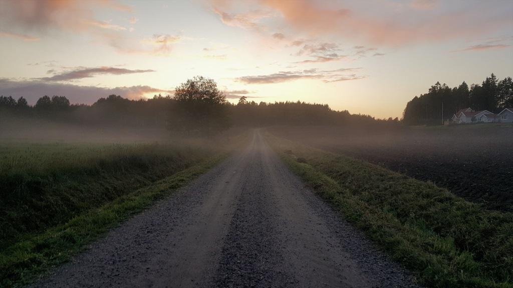 Road to Hattran, Eskilstuna, Sweden
