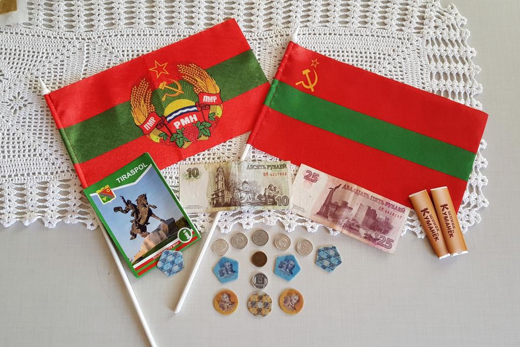 Transnistria Souvenirs, Chisinau, Moldova