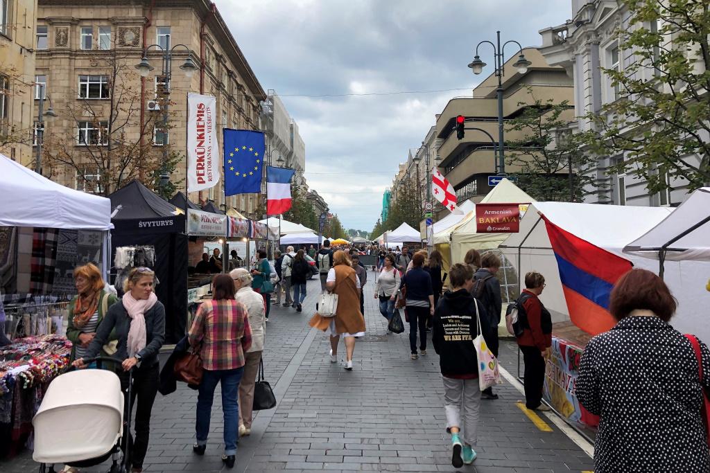 World Food Festival, Vilnius, Lithuania