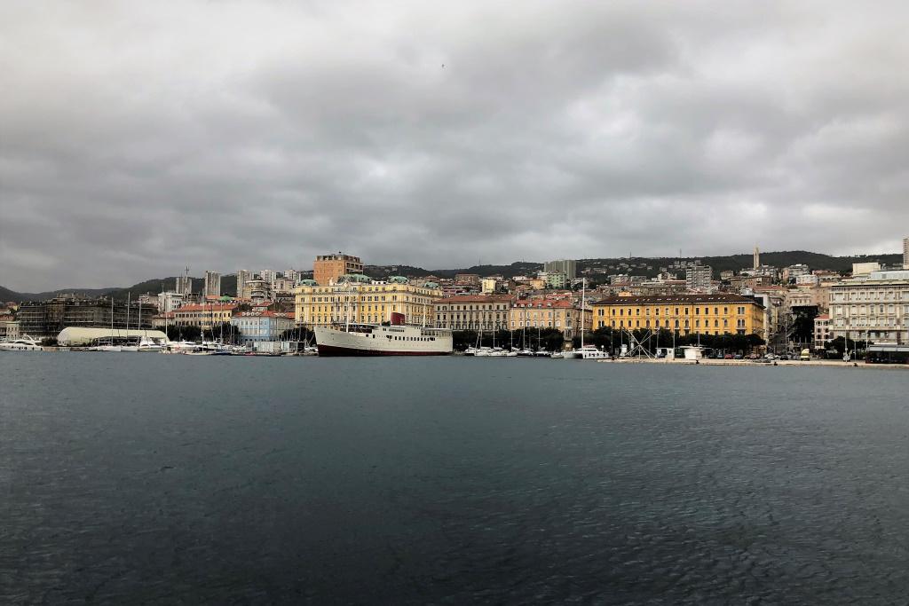 Rijeka Waterfront, Rijeka, Croatia