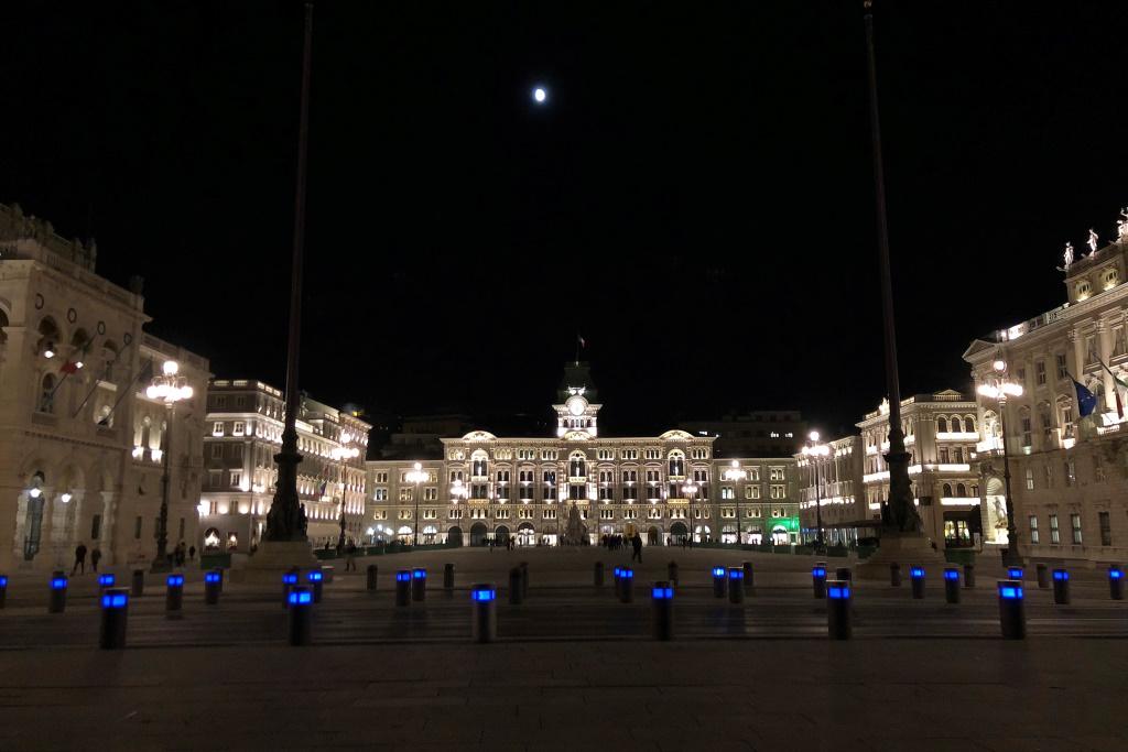 Piazza Unita d'Italia, Trieste, Italy