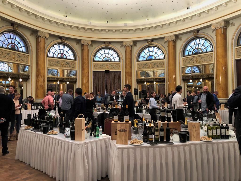 International Festival of Wine, Zagreb, Croatia