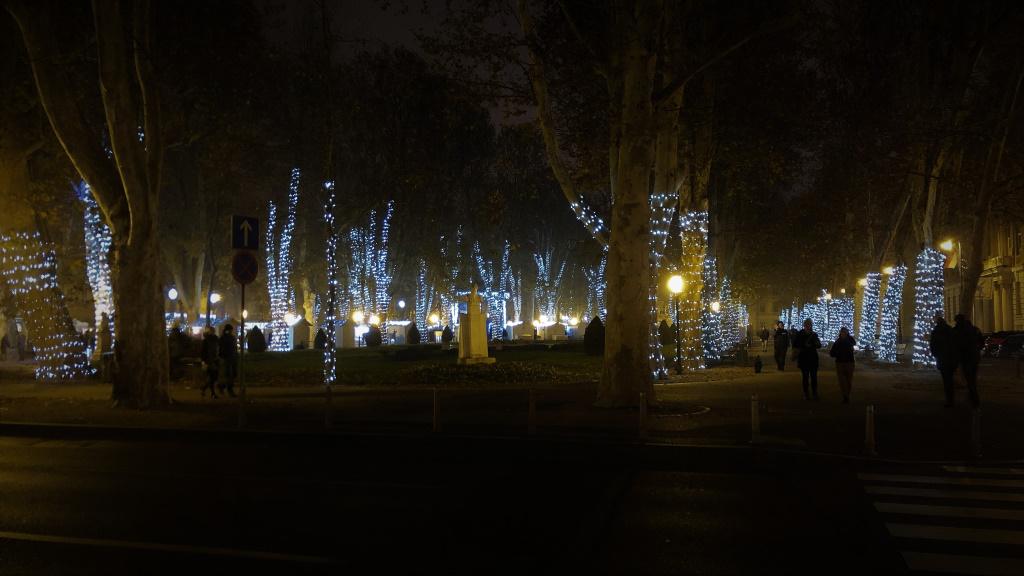 Christmas Lights, Zagreb, Croatia