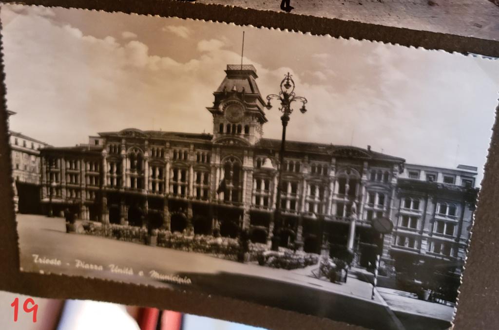 Comune di Trieste - City Hall [then], Trieste, Italy