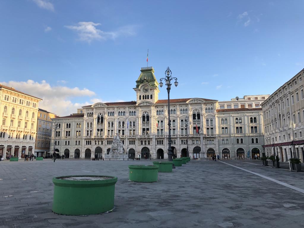 Comune di Trieste - City Hall [today], Trieste, Italy