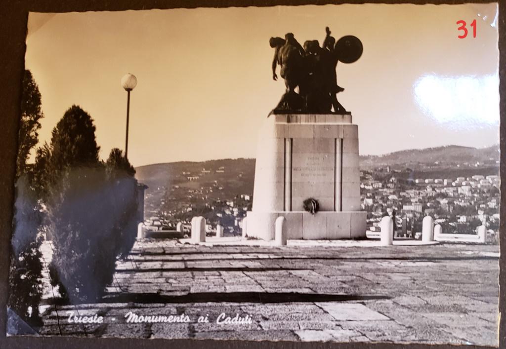 Monumento ai Caduti di Trieste [then], Trieste, Italy