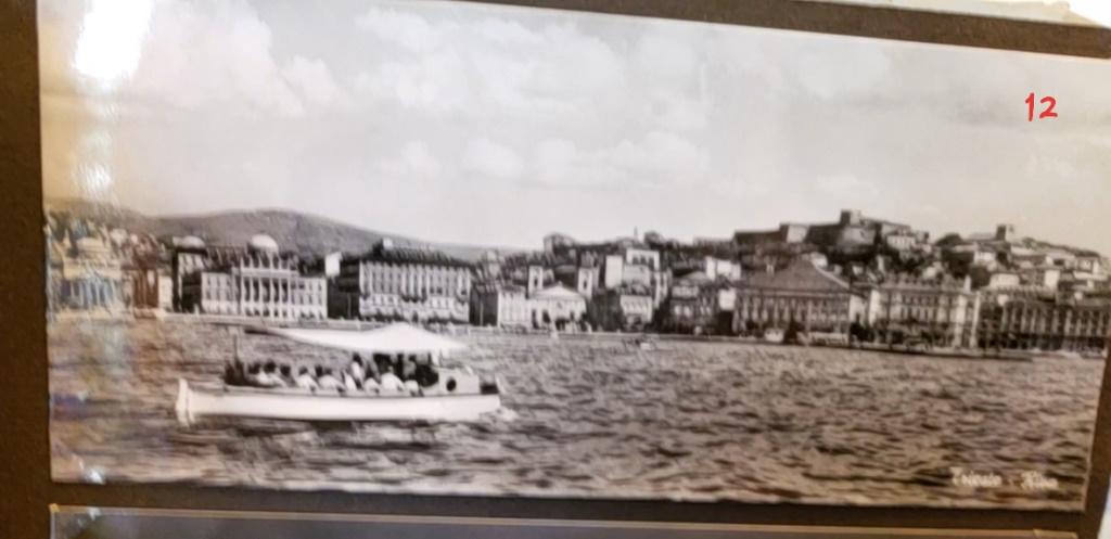 Trieste Waterfront [then], Trieste, Italy
