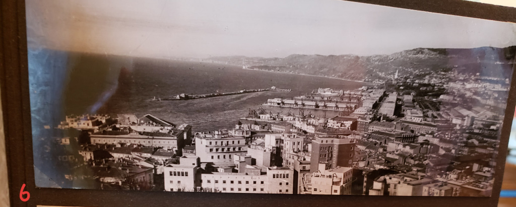 Trieste from Above [then], Trieste, Italy