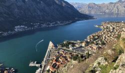 Kotor Bay, Kotor, Montenegro