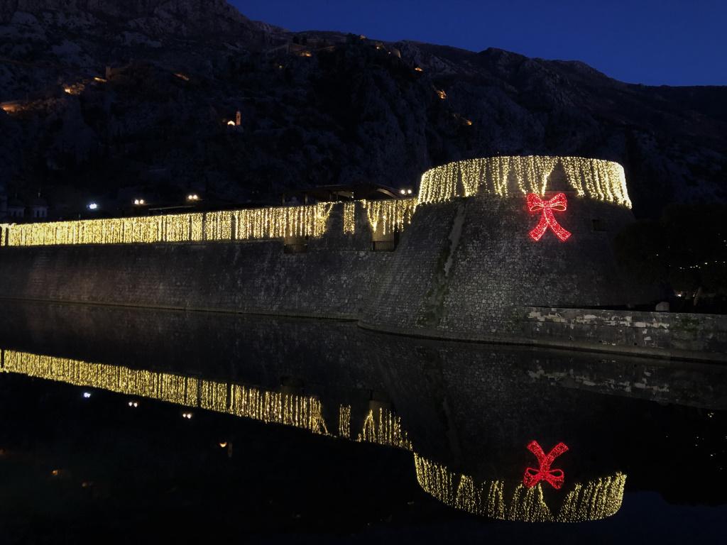 Christmas in Kotor, Montenegro