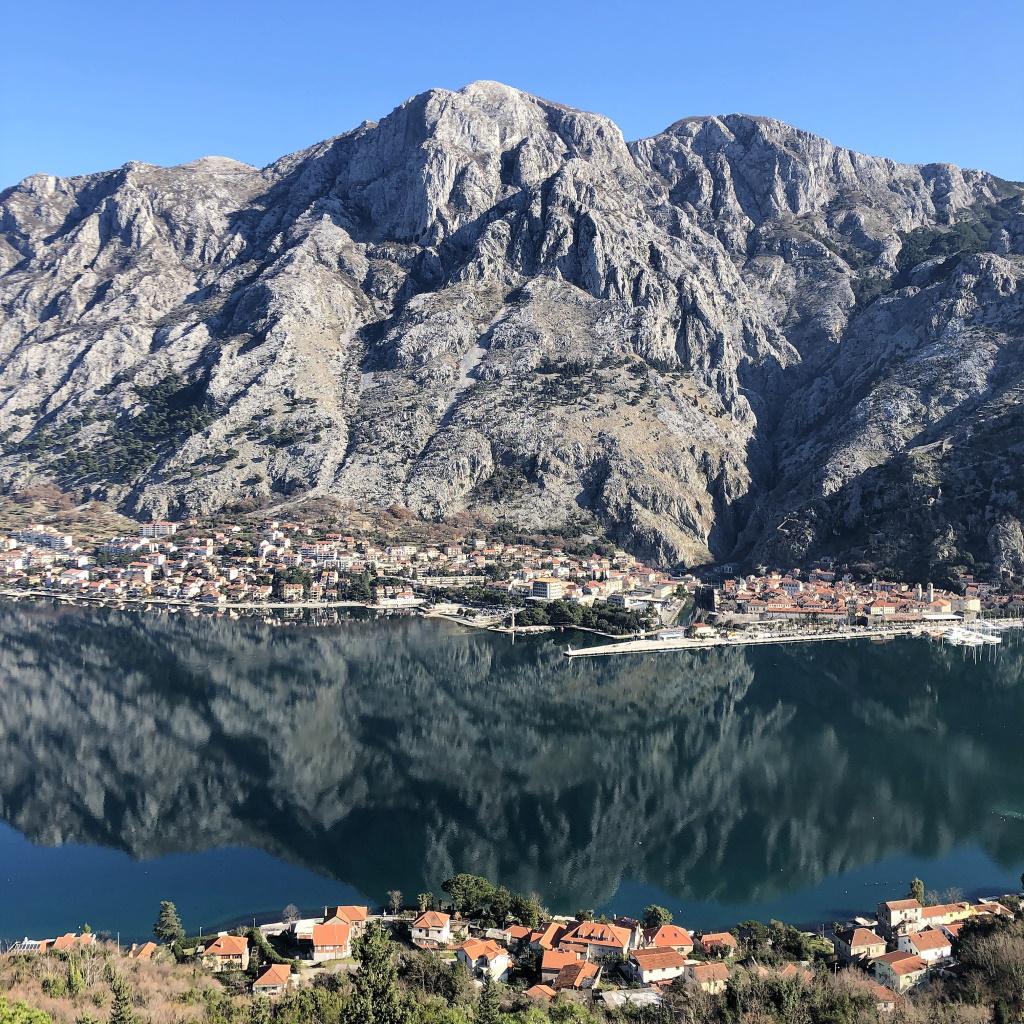 Reflective Morning, Kotor, Montenegro