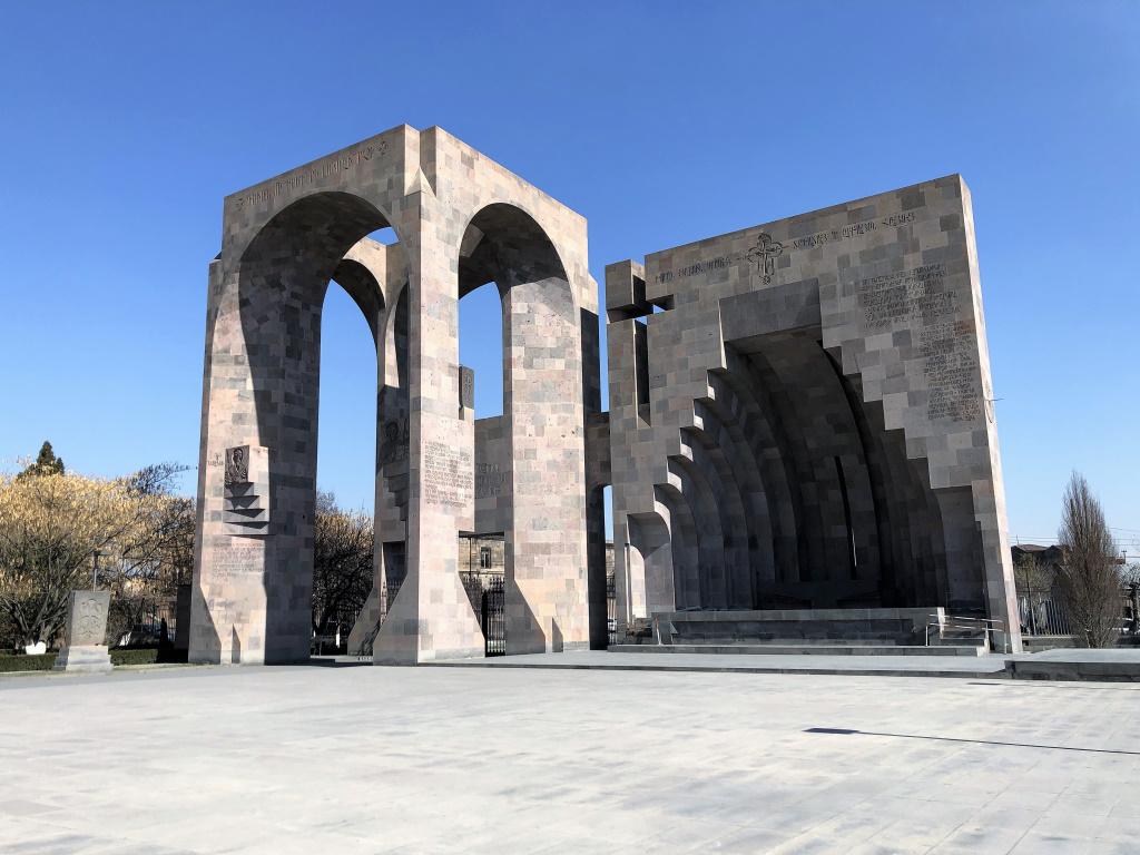 Armenian Church Complex, Ejmiatsin, Armenia