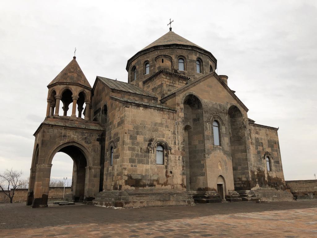 Saint Hripsime, Ejmiatsin, Armenia