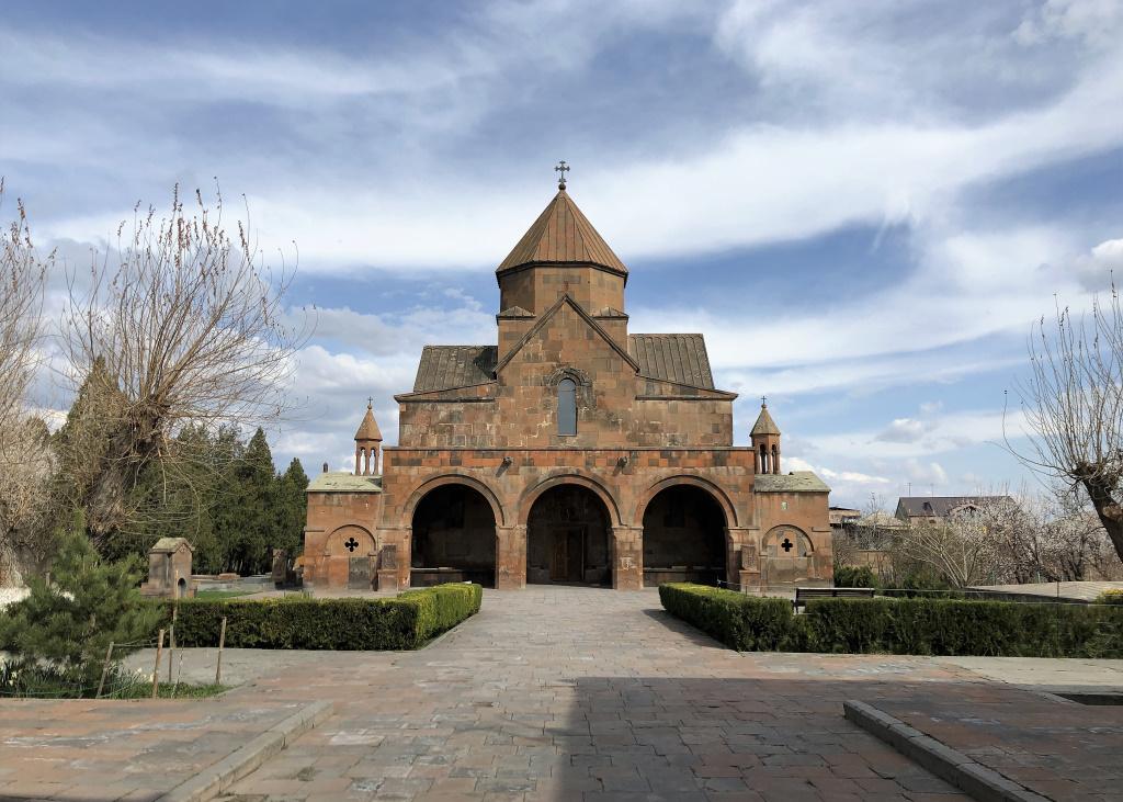 Saint Gayane, Ejmiatsin, Armenia